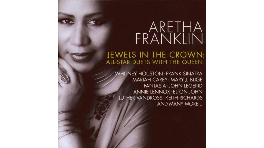 Jewels In The Crown All Star Duets With The Queen
