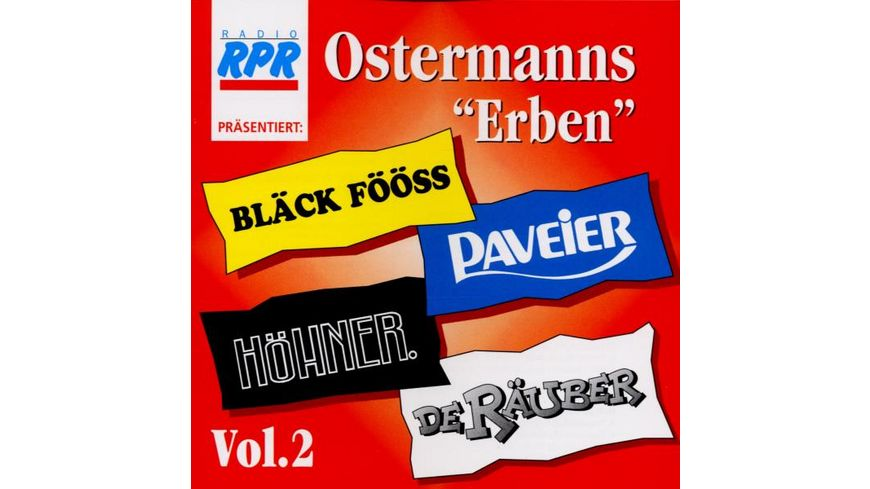 Ostermanns Erben Vol 2