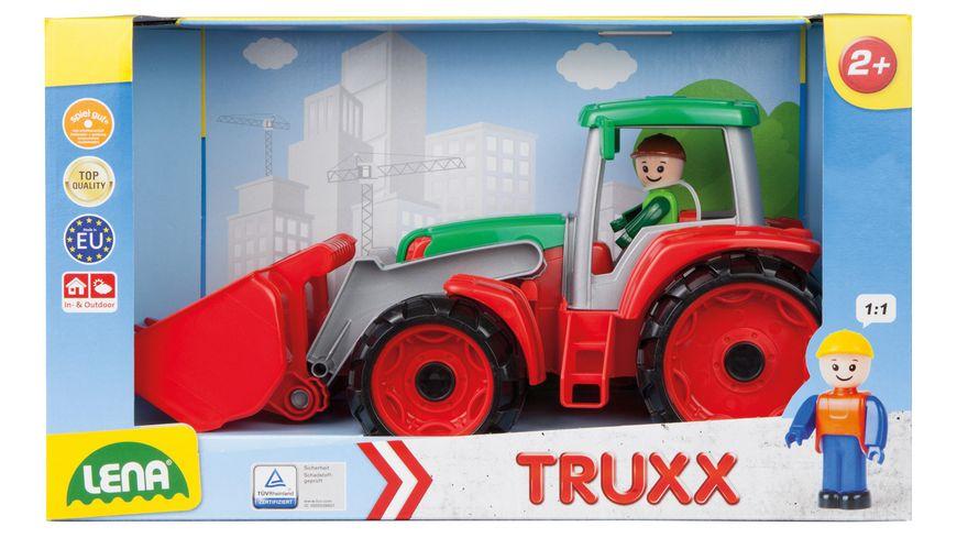 Lena - Fahrzeuge - Truxx - 04417 Traktor, Schaukarton