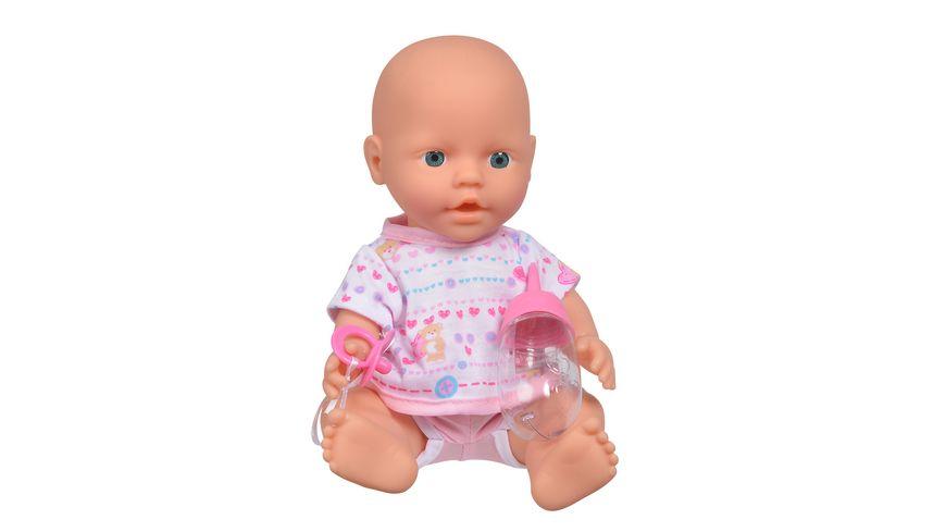 Simba New Born Baby Vinylbaby 1 Stueck sortiert
