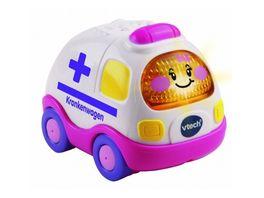 VTech Tut Tut Baby Flitzer Krankenwagen pink