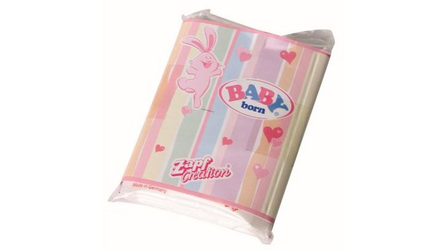 Zapf Creation BABY born Nahrung 12 Beutel