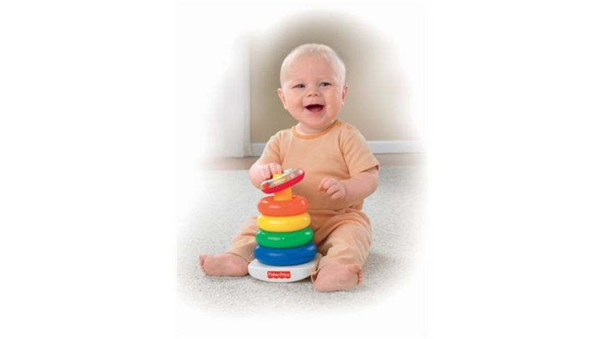 Mattel Fisher Price Rock a Stack