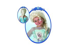 Rubies Elsa Wig Frozen Child