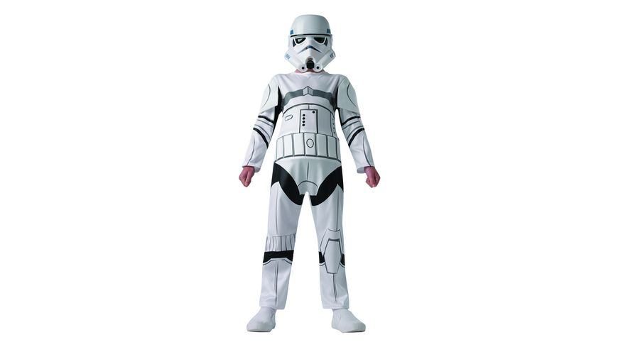 Rubies Star Wars Rebels Stormtrooper Better Version Child