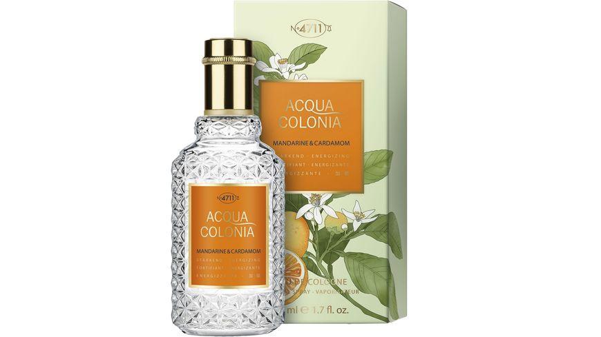 4711 Acqua Colonia Mandarine Cardamom Eau de Cologne