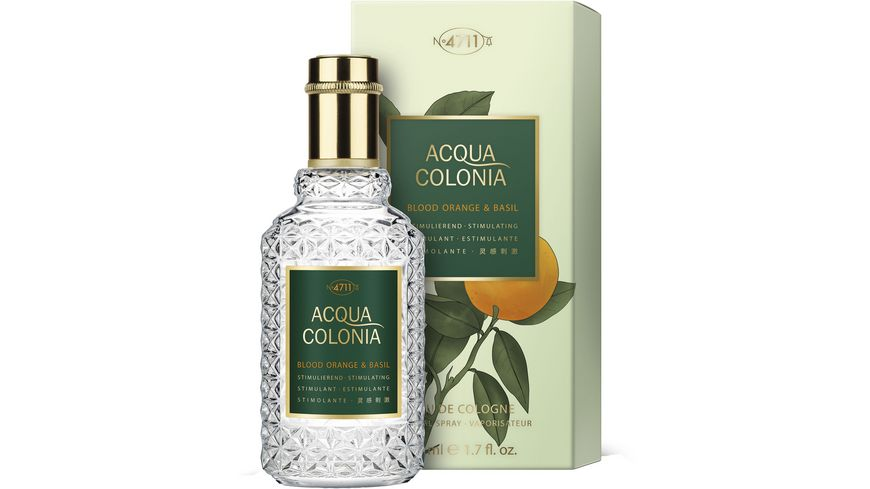4711 Acqua Colonia Blood Orange Basil Eau de Cologne