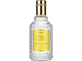 4711 Acqua Colonia Lemon Ginger Eau de Cologne