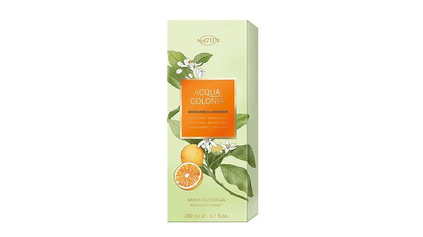 4711 Acqua Colonia Mandarine Cardamom Aroma Duschgel