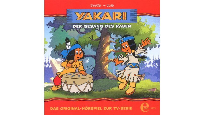 8 HSP z TV Serie Der Gesang Des Raben