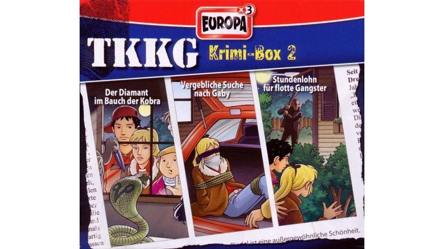 TKKG Krimi Box 02