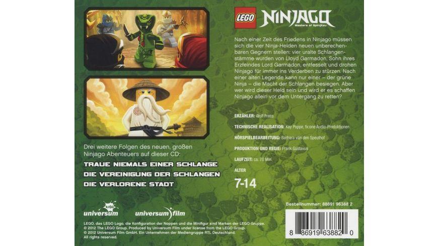 LEGO Ninjago CD 2