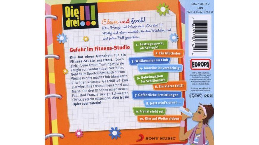 004 Gefahr im Fitness Studio