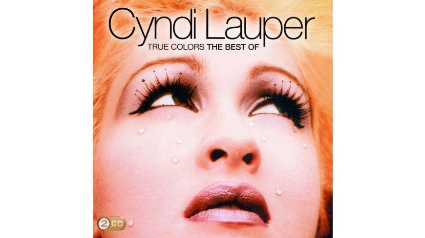 True Colors The Best Of Cyndi Lauper