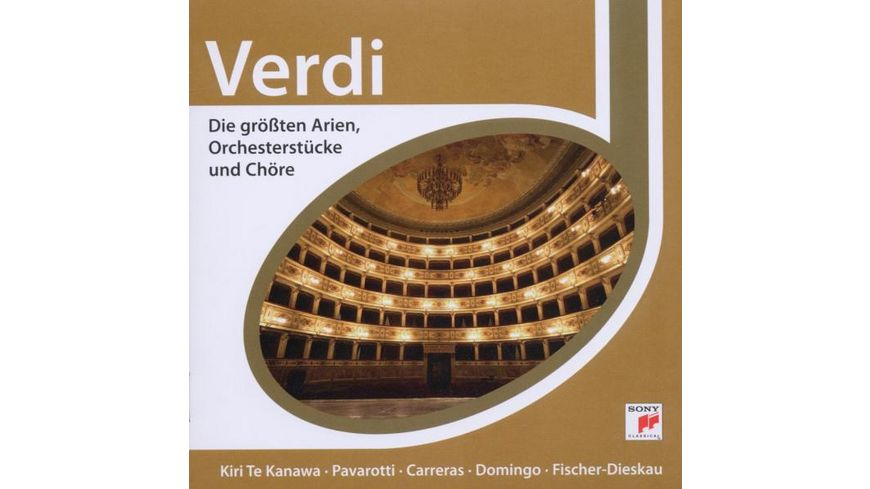 Esprit Die groessten Arien Choere und Orchesterstuecke
