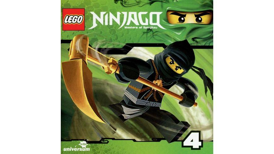 LEGO Ninjago CD4