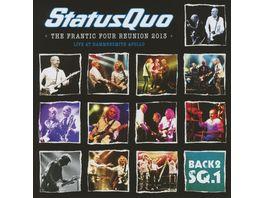 Back2SQ1 Live At Hammersmith