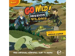 1 Original Hoerspiel z TV Serie Kroko Kinder