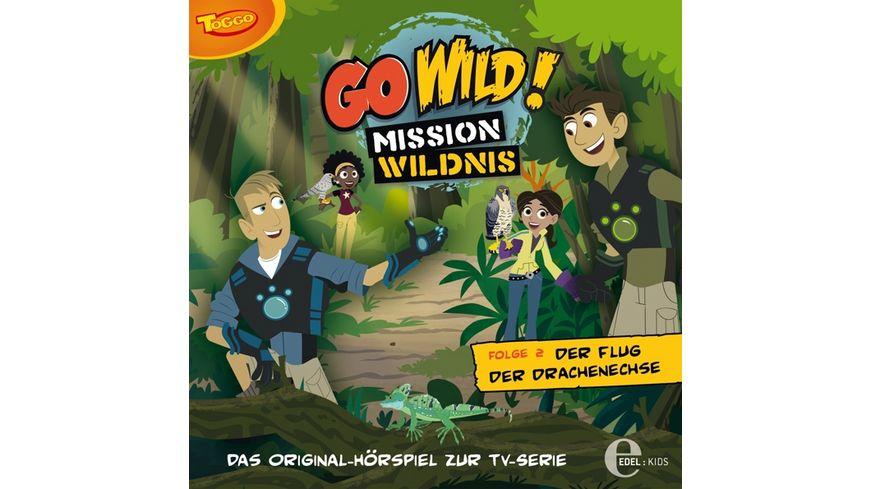 2 Original HSP TV Serie Der Flug Der Drachenechse