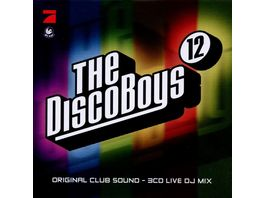 The Disco Boys Vol 12