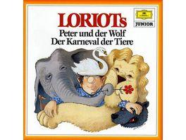 Loriots Peter Und Der Wolf Karneval Der Tiere