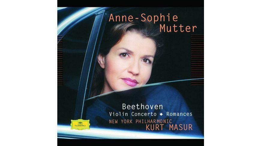 Violinkonzert op 61 Violinromanzen 1 2