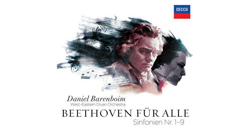 Beethoven Fuer Alle Saemtliche Sinfonien 1 9 GA