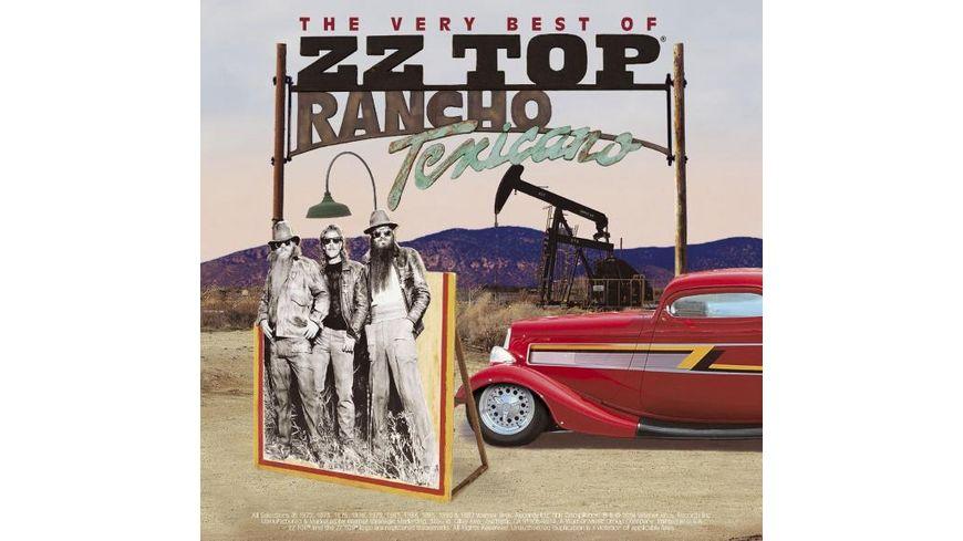 Rancho Texicano Very Best Of