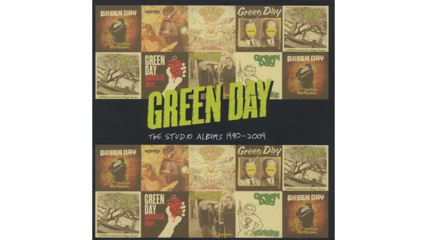 The Studio Albums 1990 2009