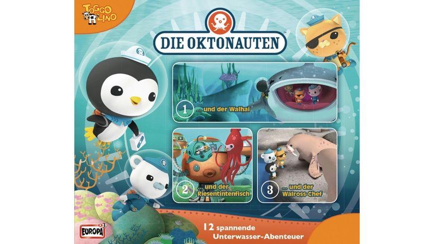 Unterwasser Box 1