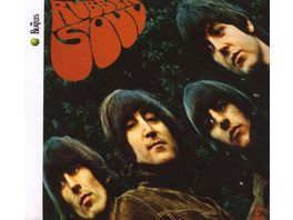 Rubber Soul Remastered