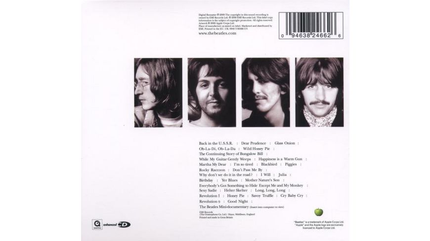 The White Album Remastered