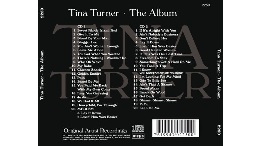 Tina Turner The Album