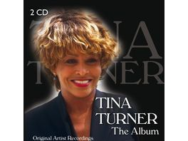 Tina Turner The Album