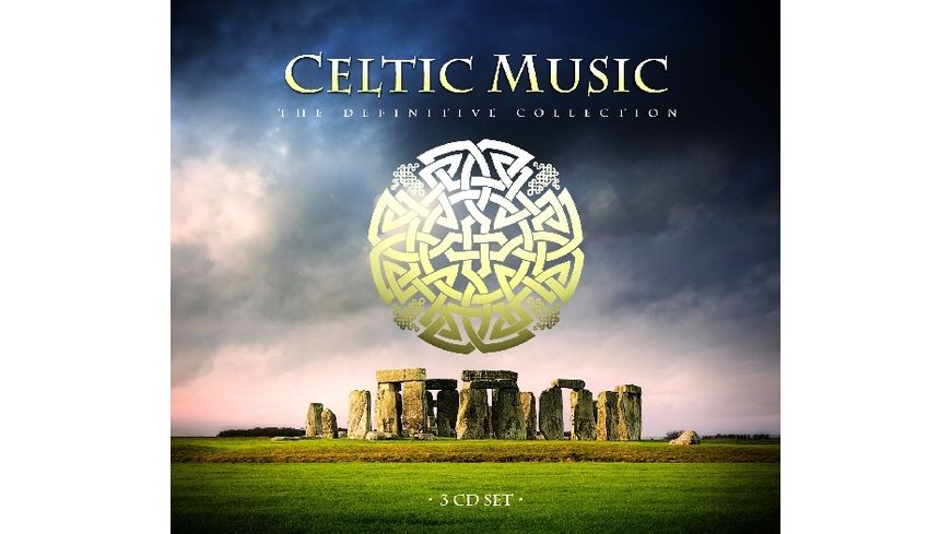 Celtic Music Definitive Collection