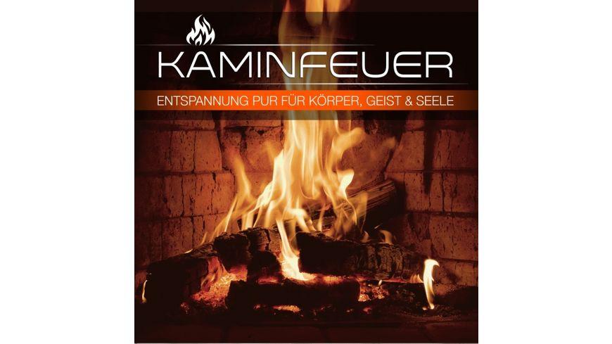 Kaminfeuer Entspannung fuer Koerper Geist und Seele