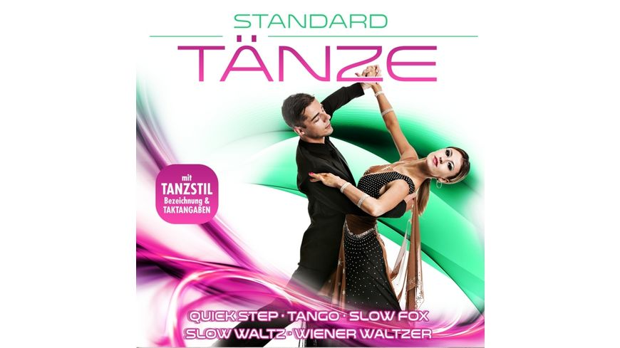 Standard Taenze 40 Tanzhits