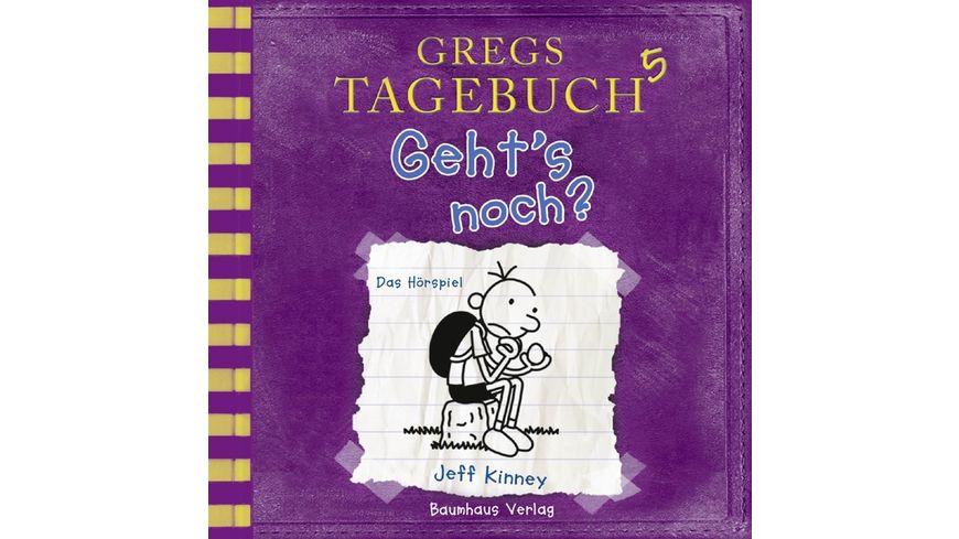 Gregs Tagebuch 5 Geht s noch