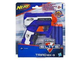 Hasbro Nerf N Strike Elite Triad