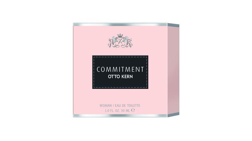 OTTO KERN Commitment feminin Eau de Toilette