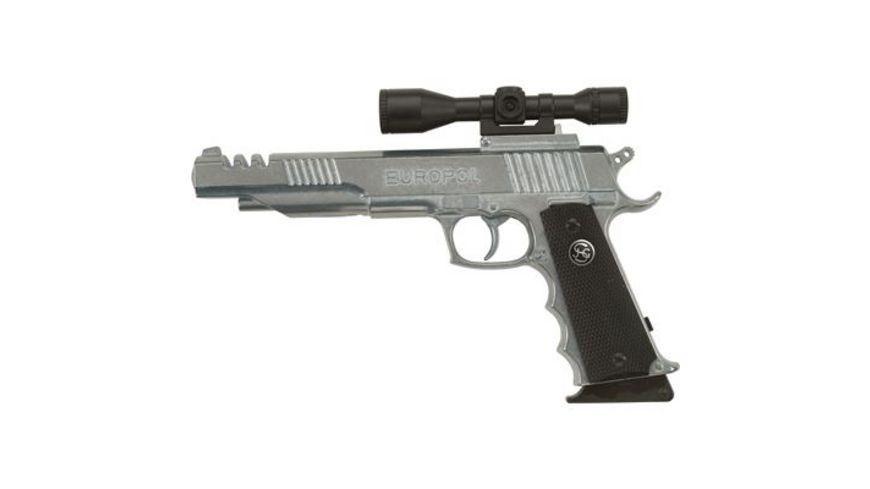 J G Schroedel Europol 13 Schuss Pistole