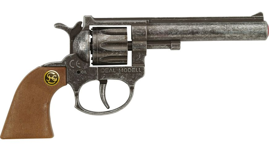 J G Schroedel VIP antik 8 Schuss Pistole Knalllautstaerke 125 db