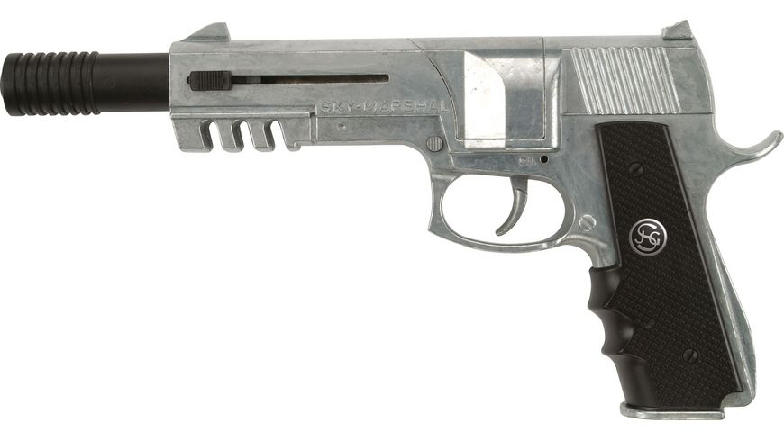 J G Schroedel Sky Marshall 12 Schuss Pistole Knalllautstaerke 125 db