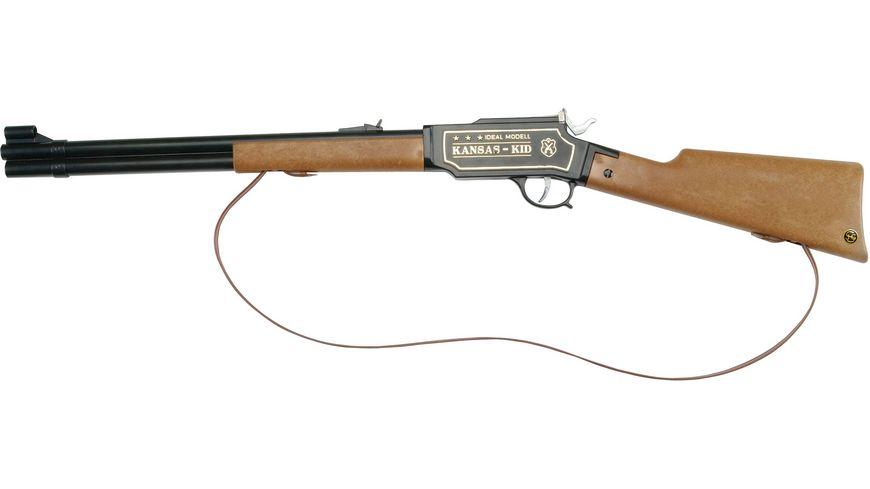 J G Schroedel Kansas Kid 100 Schuss Gewehr Knalllautstaerke 125 db