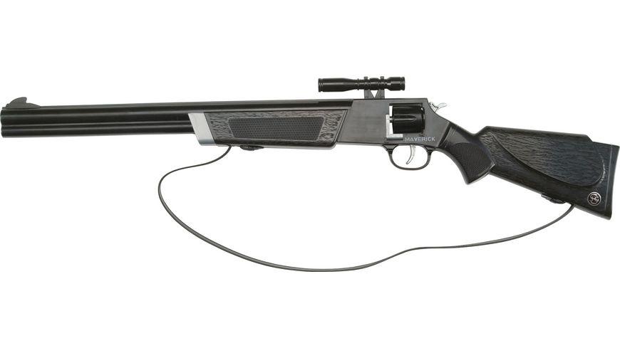 J G Schroedel Maverick 8 Schuss Gewehr Knalllautstaerke 125 db
