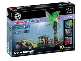 fischertechnik PROFI Oeco Energy