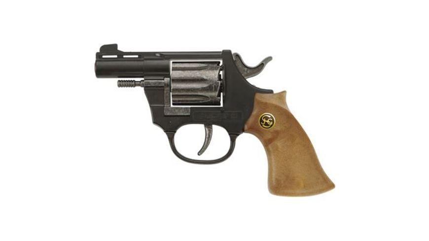 J G Schroedel Super 8 8 Schuss Pistole