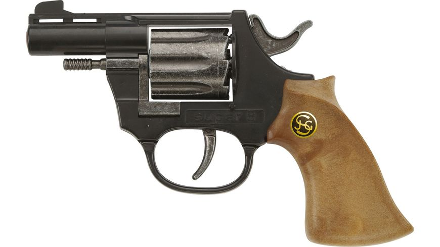 J G Schroedel Super8 8 Schuss Pistole Tester