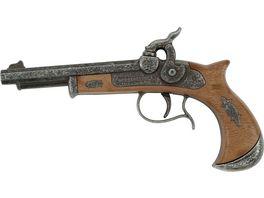 J G Schroedel Derringer Einzelschuss Pistole Knalllautstaerke 125 db