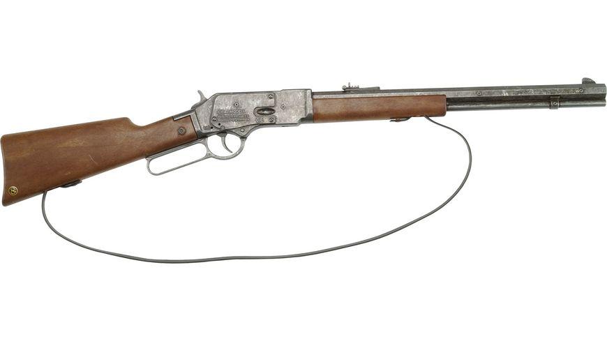 J G Schroedel Western Rifle 44 13 Schuss Gewehr